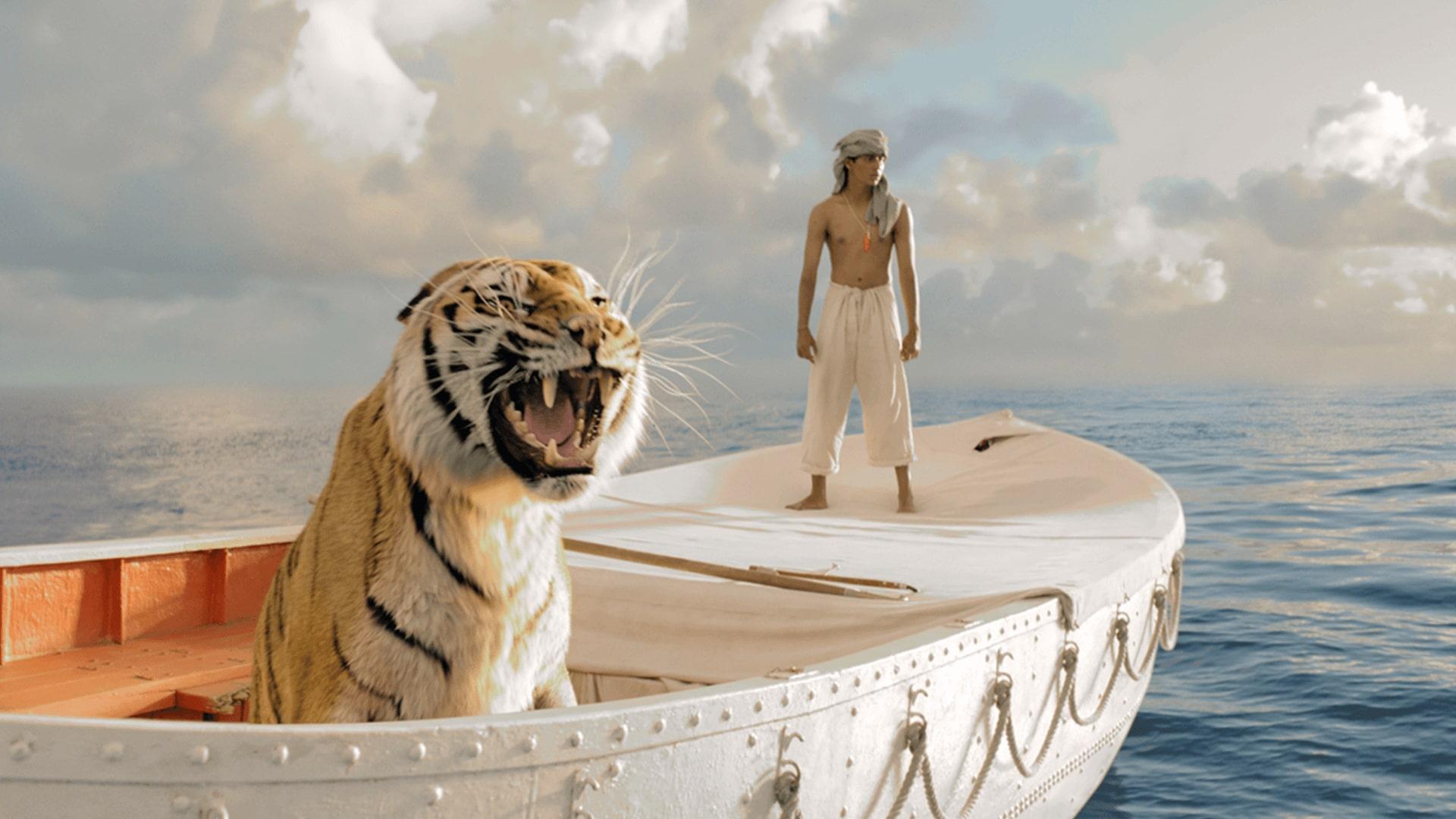 『ライフ・オブ・パイ/トラと漂流した227日』アカデミー賞視覚効果賞を受賞したVFXスタッフの苦労と悲劇とは