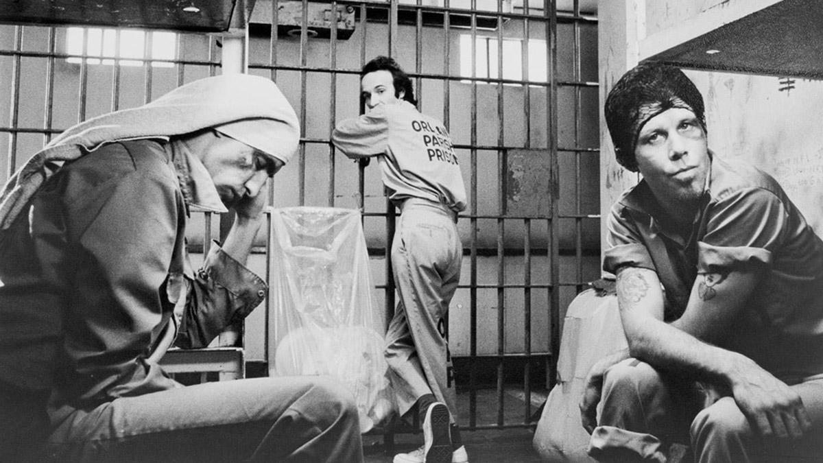 """『ダウン・バイ・ロー』モノクロで綴る、トム・ウェイツ、ジョン・ルーリー、ロベルト・ベニーニの""""親しき関係"""""""