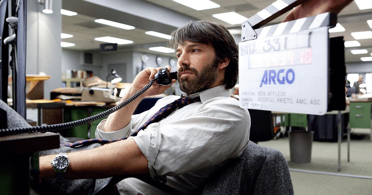『アルゴ』フィクションの力を使って最高に面白い物語を紡ぎだした、映画監督ベン・アフレック