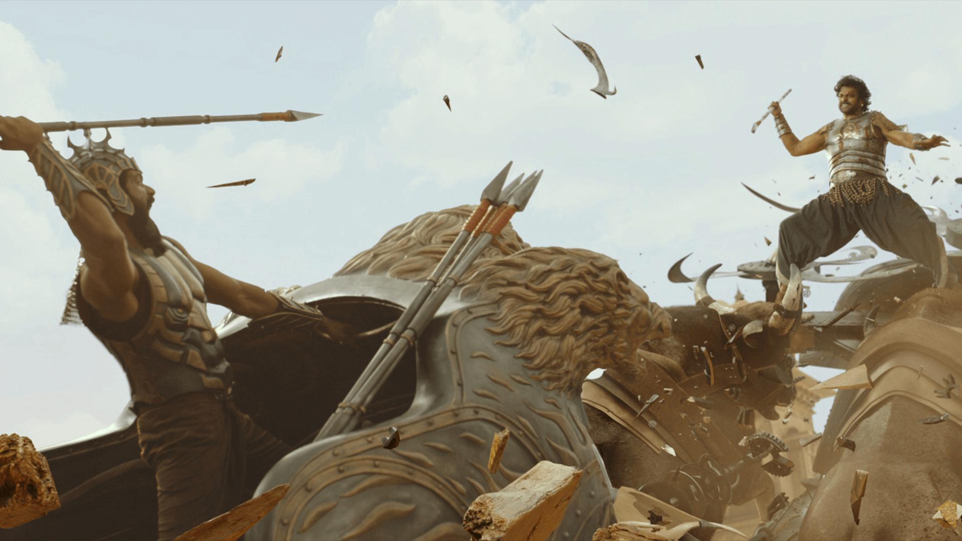バーフバリ 伝説誕生 / バーフバリ2 王の凱旋