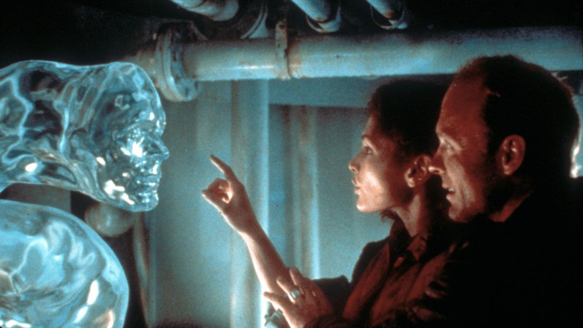 """『アビス』の映画史的意義。それは""""ジェームズ・キャメロンとCGの邂逅"""""""