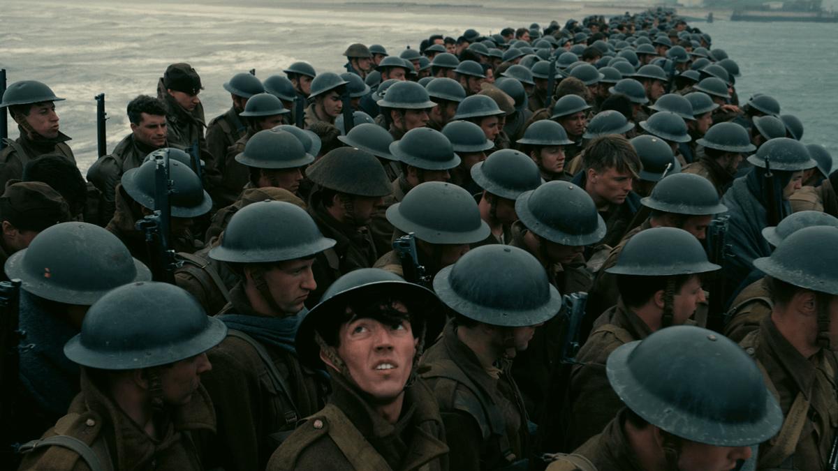 『ダンケルク』世界最高解像度のIMAXカメラで収めた、戦争という名の膨大な浪費。クリストファー・ノーラン
