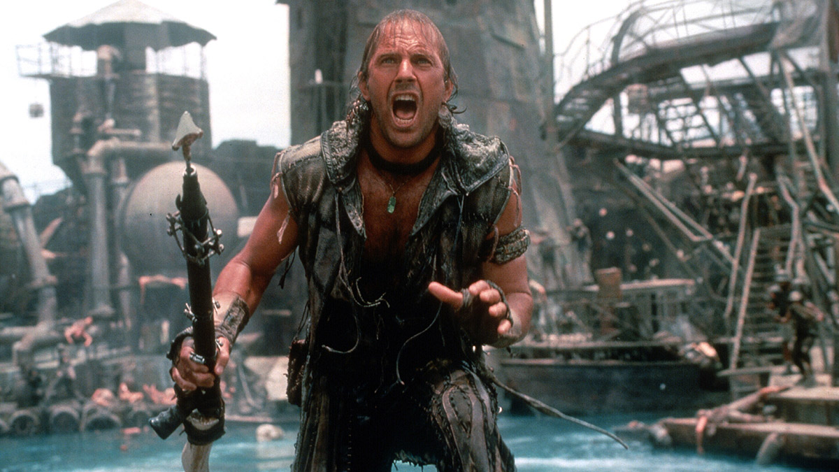 """『ウォーターワールド』ハリウッド映画の鬼門""""水""""に、誰もが""""失敗作""""と覚悟した海洋大作"""