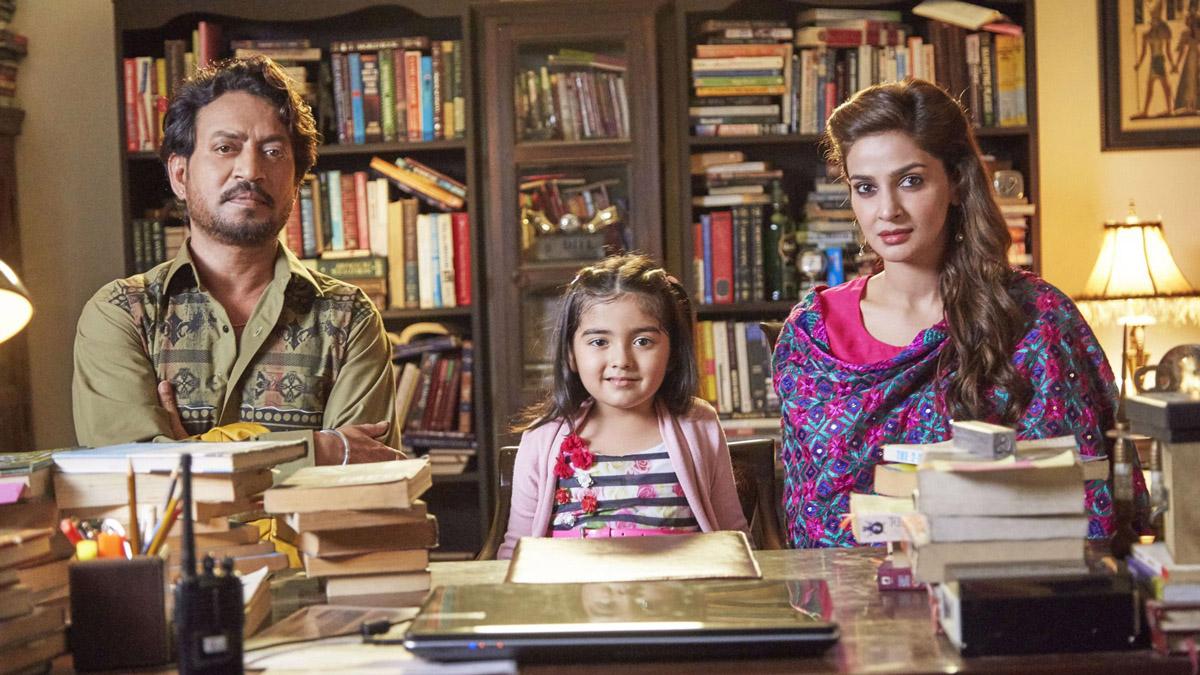 『ヒンディー・ミディアム』インドの社会問題を描きつつも楽しく笑えて最後に泣ける、映画娯楽の真骨頂!