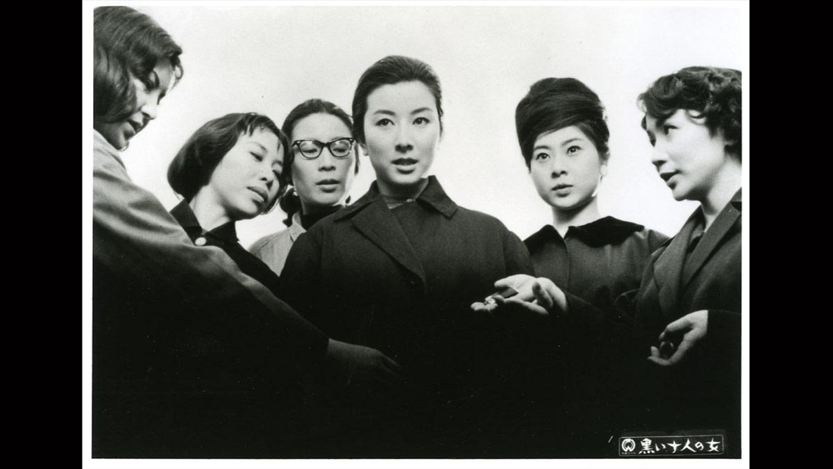 『黒い十人の女』を甦らせた渋谷系映画とは?