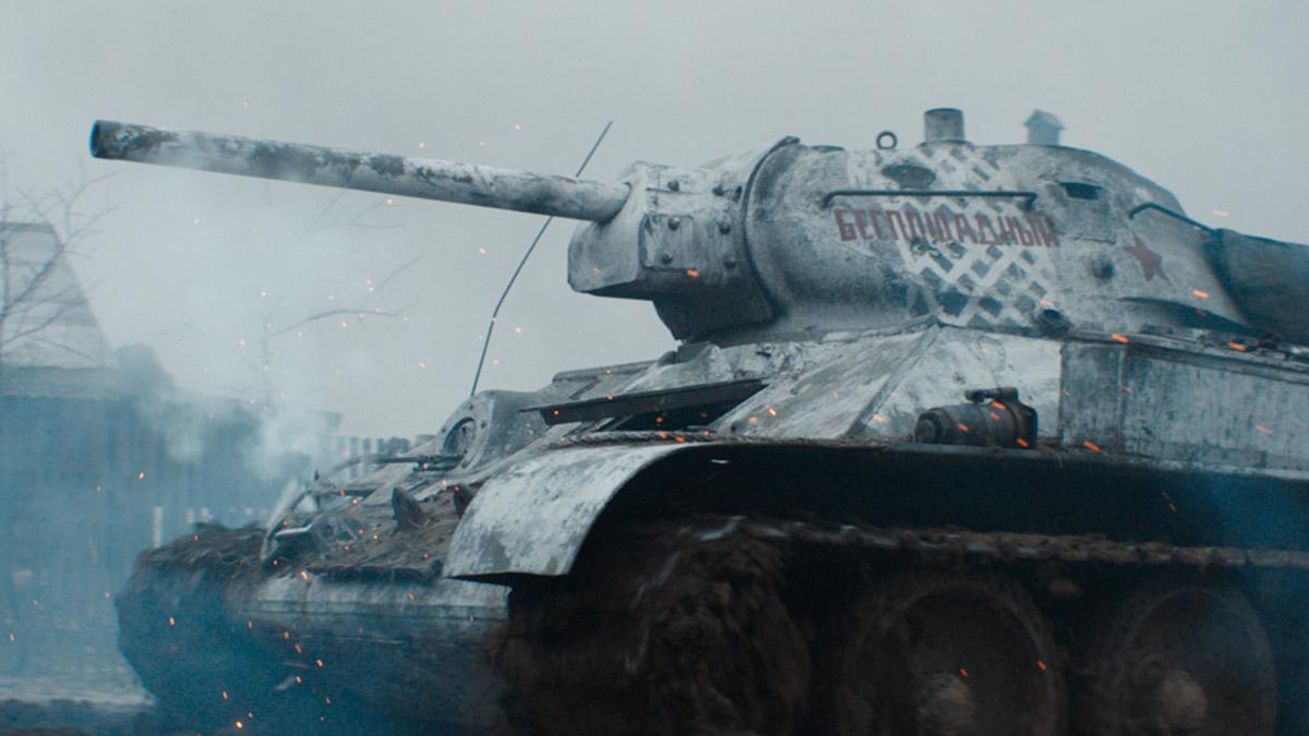 『T-34 レジェンド・オブ・ウォー』精緻なバランス感覚で戦車映画にあらゆるエンタメ要素を盛り込んだ傑作